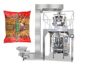 Cina Automatic Pasta Packaging Machine, 14 Heads Weigher Automatic Packing Machines pemasok