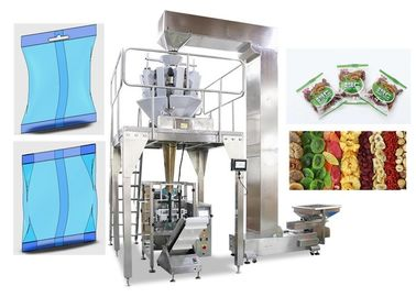 Cina Mesin Jahit Multihead Weigher Packing Touch Screen Beroperasi pemasok