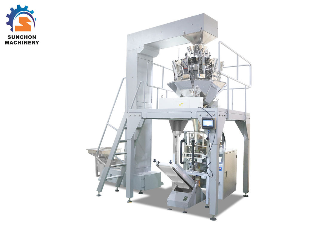 CE Automatic Packing dan Sealing Machine, Automatic Weighing And Packing Machine pemasok