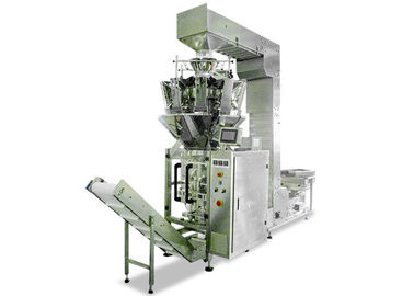 Multi Heads Weigher Vertical Form Fill dan Seal Machines, Chips Packing Machine