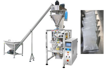 Quick Speed ​​3 Atau 4 Side Sealing Packing Machine Untuk Peper / Chili Powder Sachet